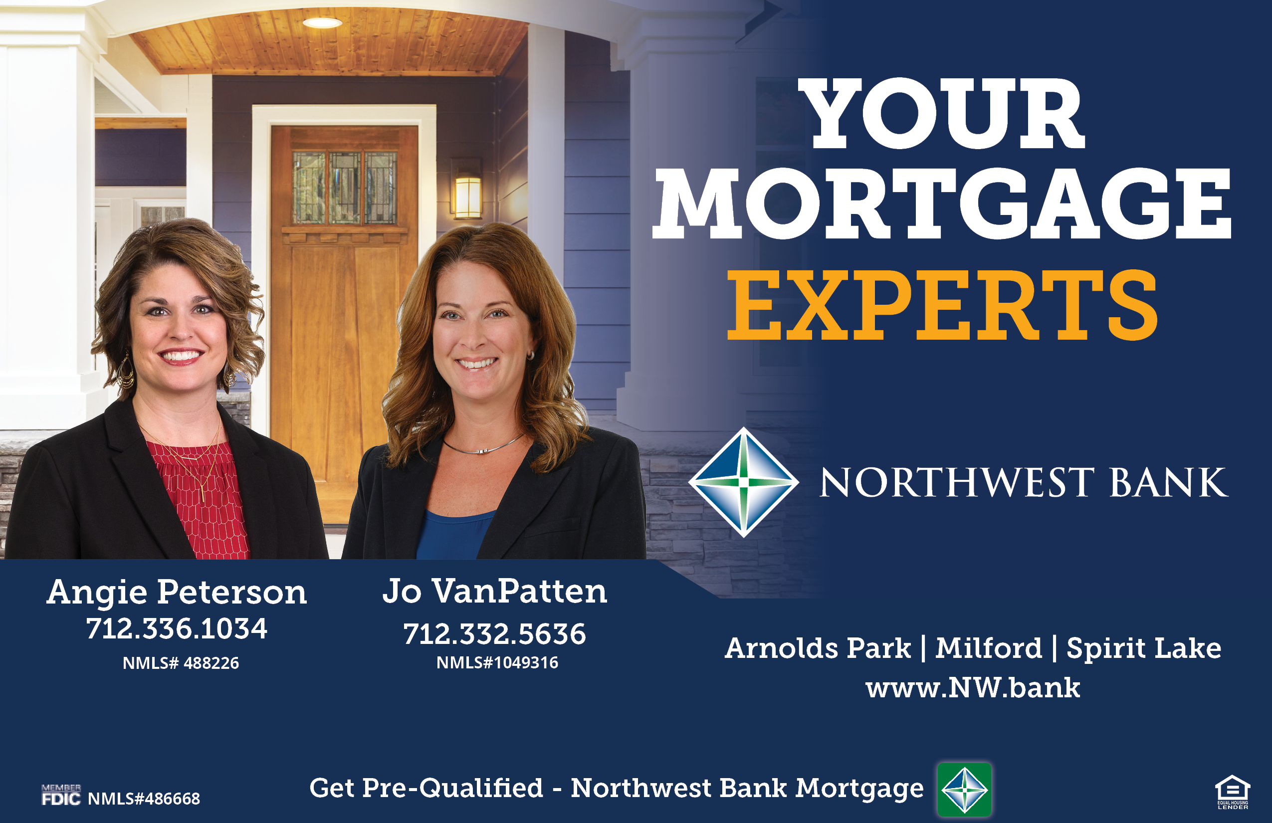 Parade of Homes_Your Mortgage Experts 5.21